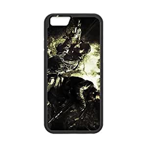 call of duty ghosts iPhone 6 Plus 5.5 Inch Cell Phone Case Black 53Go-367437