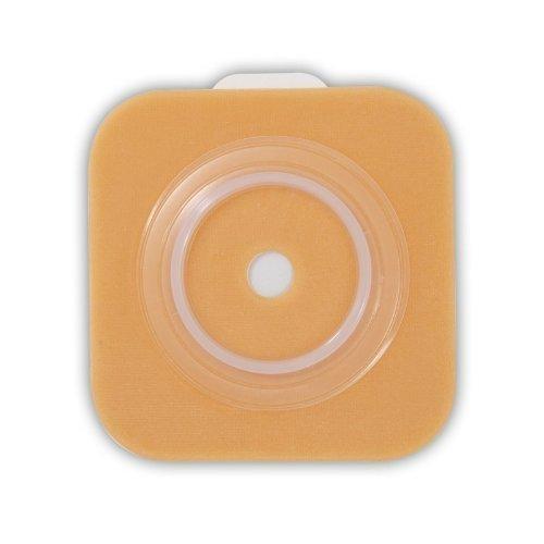 Convatec 125266 - Sur-Fit Natura Stomahesive Flexible 5'' x 5'' Wafer Tan 2.75'', 10/bx