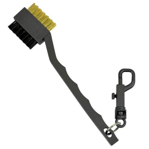 Orlimar Shoe Bag - Orlimar Dual Brush with Wire Teeth