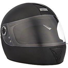 Studds Chrome Elite Full Face Helmet (Black, x-large 600MM)
