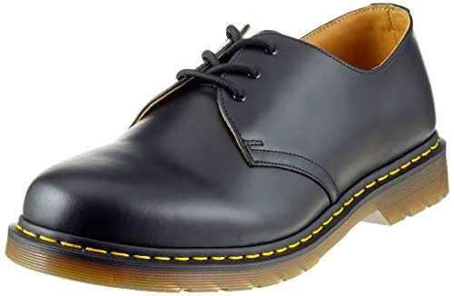 Dr. Martens Women's 1461 W Three-Eye Oxford Shoe - stylishcombatboots.com