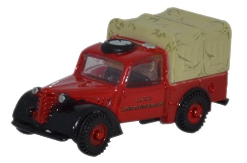 Oxford Diecast Ntil005 Austin Tilly London Fire Brigade, used for sale  Delivered anywhere in USA