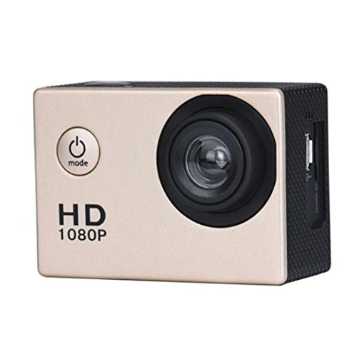 Waterproof Sports Action Camera DV DVR 2.0