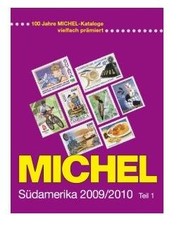 Michel Suedamerika 2009/2010 UEK3 Teil 1 A-I 2008/2009 / Michel South America Stamps Catalogue Part I - A-I - 2008/2009