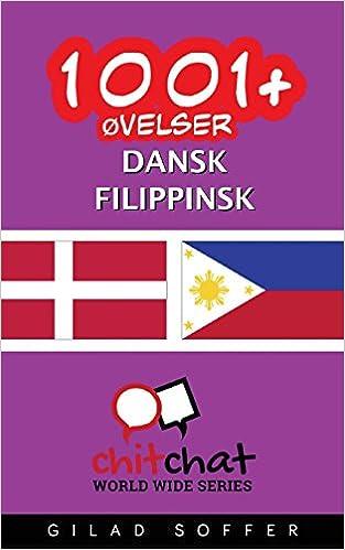 Téléchargement gratuit de livres audio mp3 en ligne 1001+ Øvelser dansk - filippinsk (Danish Edition) in French PDF CHM ePub