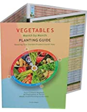 Vegetables Month By Month Planting Guide: Keeping Your Garden Productive All Year