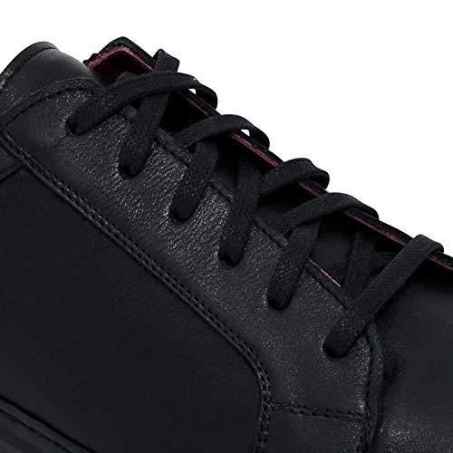 a1d532c07d Beatnik Harper Black Zapatillas Negras de Piel Unisex  Amazon.es  Zapatos y  complementos