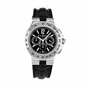 Bvlgari Diagono Pro Terra Chronograph swiss-automatic mens Watch DP42SCH (Certified Pre-owned)