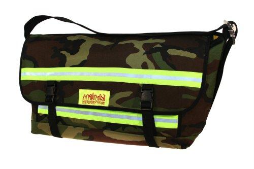 Manhattan Portage Large Professional Bike Messenger Bag (Camo) by Manhattan Portage
