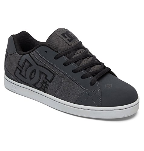 Dc Se Homme Grey Apparel Net Resin Rinse Basses Gris Sneakers Sw7Sra