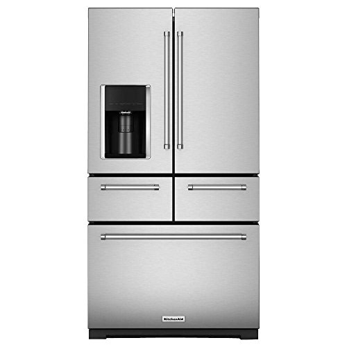 KRMF706ESS Stainless Platinum Interior Refrigerator product image