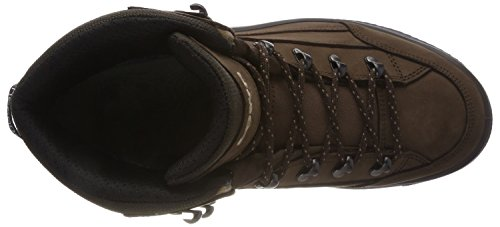 Lowa Men's Renegade GTX Mid High Rise Hiking Boots, Brown, 5 Brown (Espresso/Brown 4285)