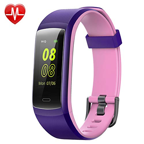 Willful Fitness Tracker, Heart Rate Monitor Activity Tracker Pedometer Fitness Watch for Women Men Kids Color Screen,Swimming Waterproof,Sleep Tracker,Call Message Notice,Vibration Alarms Clocks