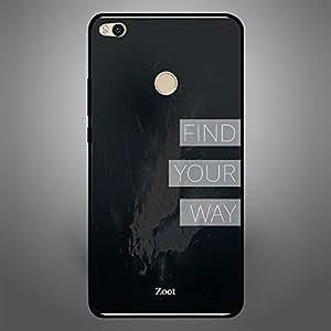 Xiaomi MI MAX 2 Find your way