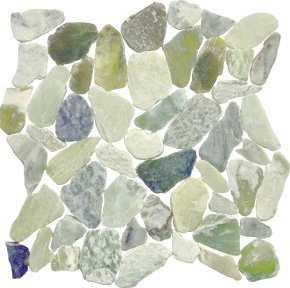 Mosaic Emerald Tile 12x12