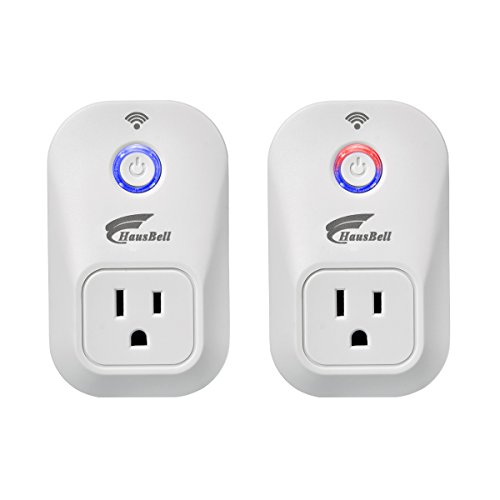 Hausbell-W701-Smart-Wi-Fi-Plug-Wireless-Remote-Control-Electrical-Outlet-Switch-for-Household-Appliances-2-Pack
