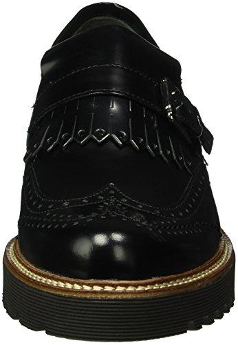 Gabor Shoes Comfort Sport 52.667, Mocasines para Mujer Negro (schwarz S.S/C)