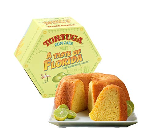 Coconut Pound Cake - TORTUGA