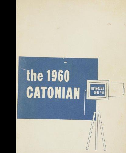 (Reprint) 1960 Yearbook: Catonsville High School, Baltimore, Maryland