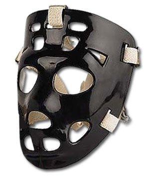 Mylec Goalie Mask, Black