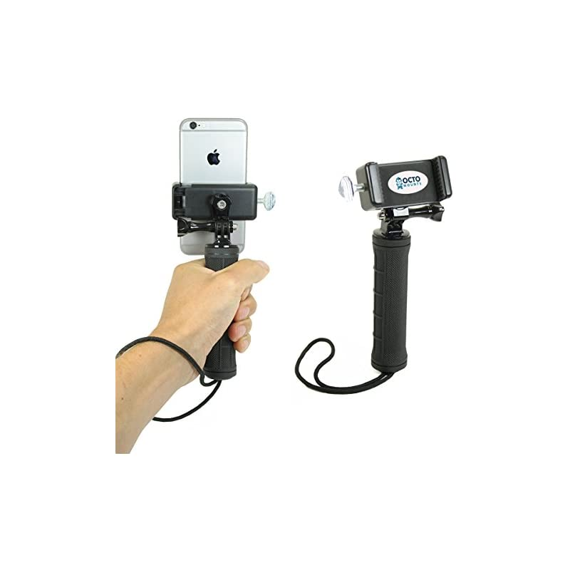 OCTO MOUNT Hand-Held Stabilizer for Cell
