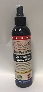Dixie Belle Paint Company (Easy Peasy Spray Wax) Use with Chalk Finish Furniture Paint