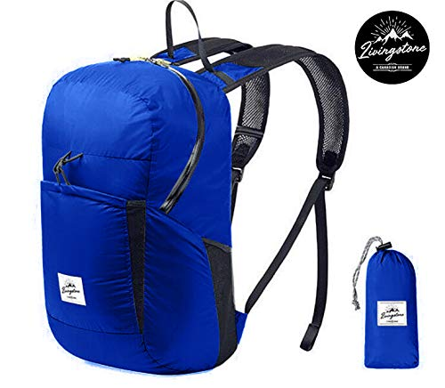 25L Alberta Pack – Durable Waterproof Hiking Camping Travel Daypack Plus Free Decal