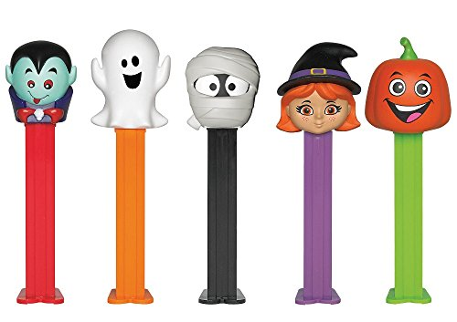 PEZ Dispensers HALLOWEEN 12ct -