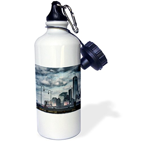 3dRose Roni Chastain Photography - Freedom - 21 oz Sports Water Bottle (wb_239624_1) by 3dRose