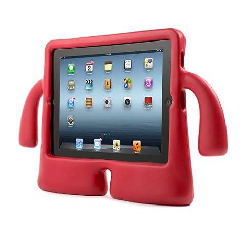 Speck 71020-B104 iGuy Protective Case for iPad 2/3/4 - Chili Pepper Red (Original Ipad 4 Case)