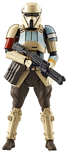 Bandai Hobby Star Wars 1/12 Plastic Model Shoretrooper