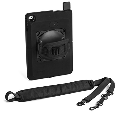 SecureBack Rugged Payment Enclosure and Carrying Straps for