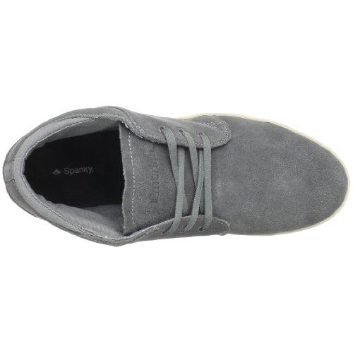Emerica - Zapatillas de Piel para hombre US gris