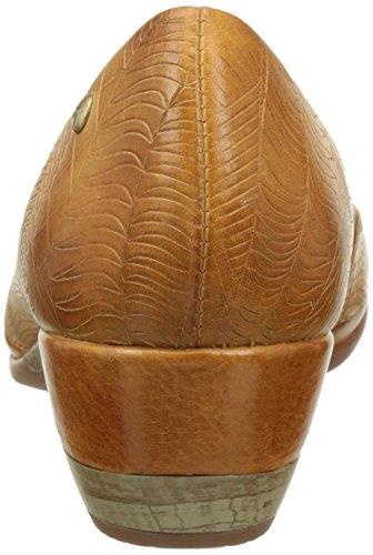 Arancione Scarpe Donna Coimbra Vainilla con Pikolinos v17 Tacco W7l 6RWPq