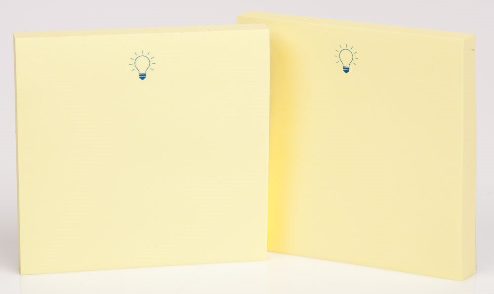 TUL GL1 Gel Pen Retractable Needle Point Medium 0.7mm, Blue 12/pk + ''IdeaPad'' Post-It Notes (200-ct) Bundle by TUL (Image #7)
