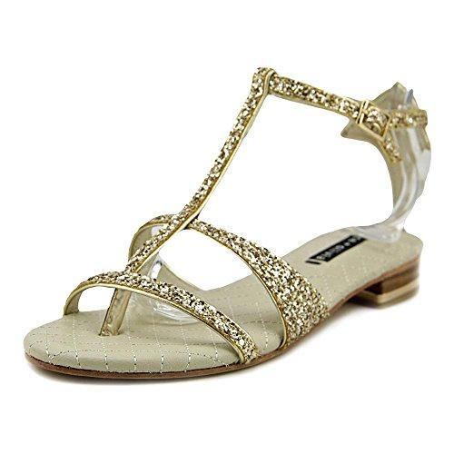 Alice + Olivia Nola Women US 8 Gold Slingback Sandal (8)