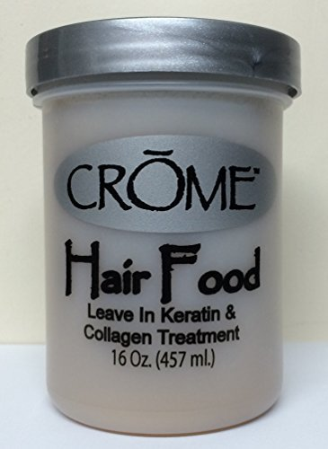 Crome Hair Food 16oz (Best Hair Food Products)