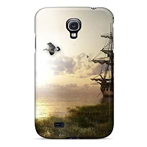 New Style Hard Cases Covers For Galaxy S4 Black Friday