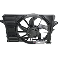 MAPM Premium EDGE 12-14 RADIATOR FAN ASSEMBLY, 2.0L, w/PCM