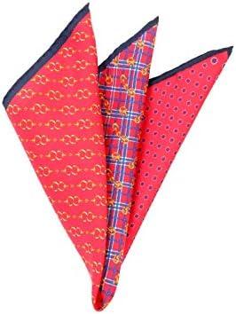 ポケットチーフ【シルク】 SAPRS806