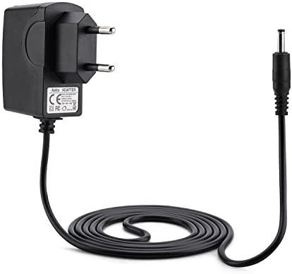 Aukru Cargador 6V 1000A para Philips Avent Babyphone SCD505 / 00 Baby Monitor DECT