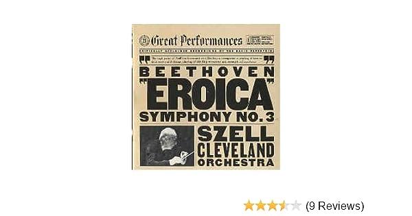 Szell, Beethoven, Szel, The Cleveland Orchestra - - Eroica Symphony ...