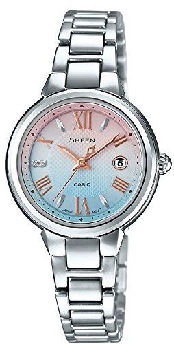 CASIO watch SHEEN SHE-4516SBJ-7CJF Ladies