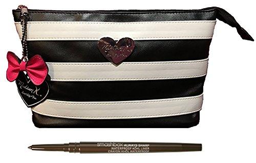 - Smashbox Always Sharp Waterproof Kohl Eye Liner Sumatra + Madison K. Makeup Clutch