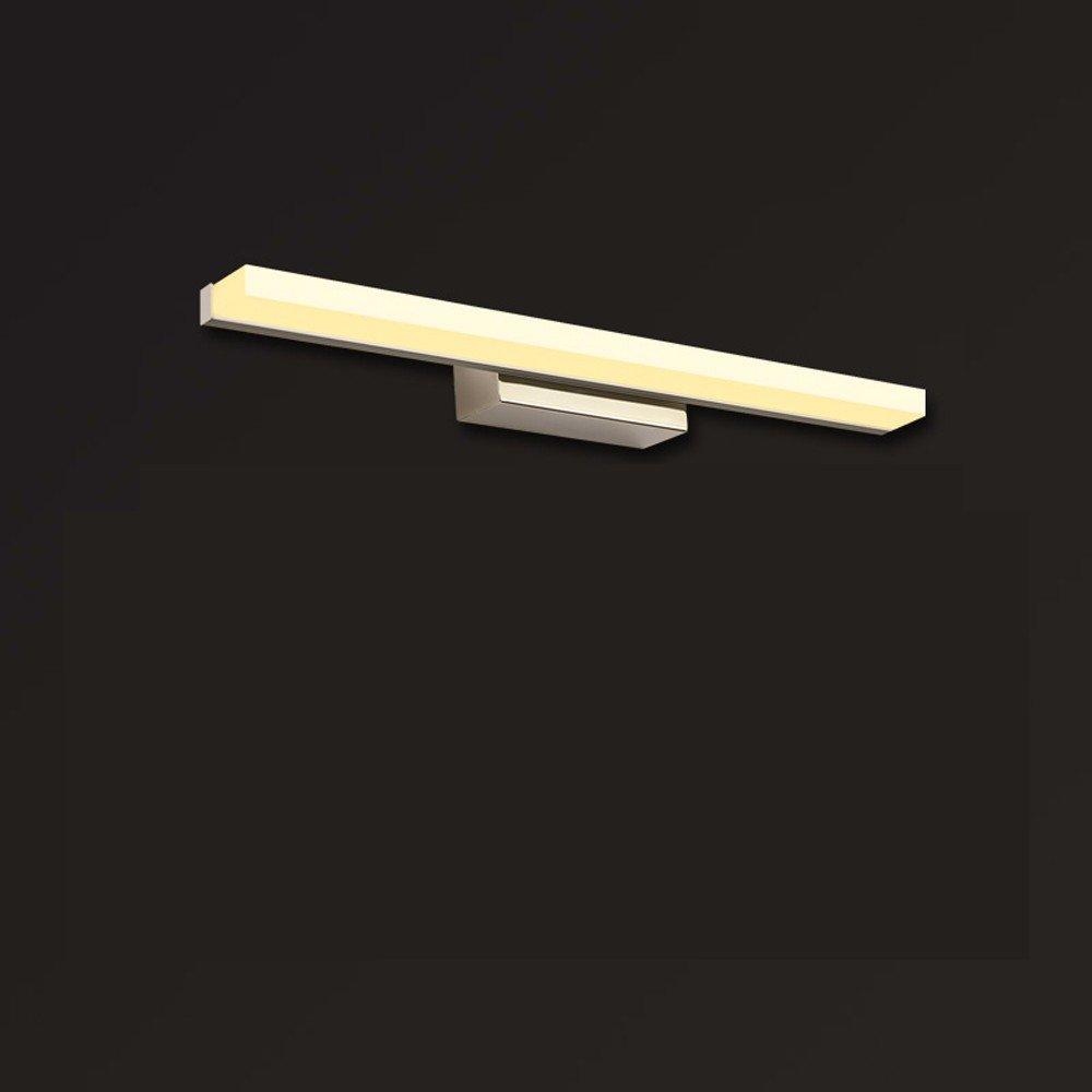 BoYX Acryl Spiegelleuchte 40Cm  120Cm Moderne Moderne 120Cm Kosmetische Acryl Wandleuchte Bad Beleuchtung Wasserdicht 85  265V,120Cm Warmweiß e002eb