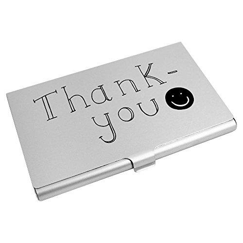 Holder Card CH00012856 Card Wallet Business Credit Azeeda You Text' 'Thank fqwnxTgXaP