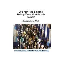 Job Fair Tips & Tricks