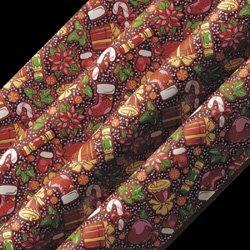 Amazoncom Chocolate Transfer Sheet Christmas Themes 1