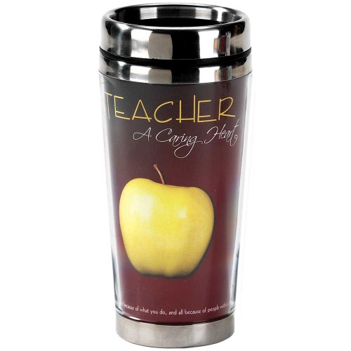 Teacher Caring Stainless Insulated Travel product image