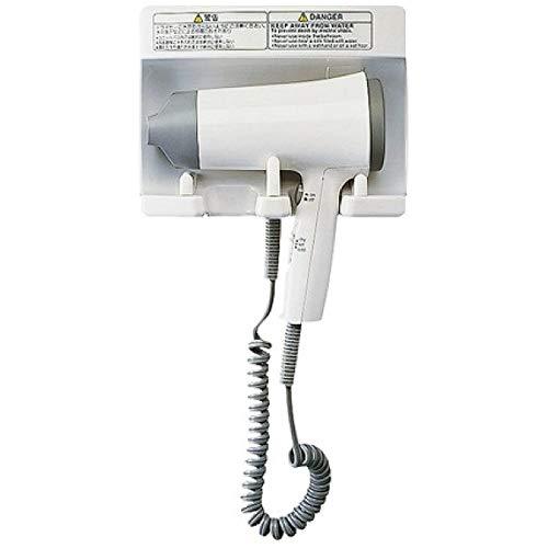 パナソニック(家電) EH5758P-W ホテル個室用ドライヤー[壁面固定タイプ] (白) B00AA6HOOE